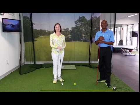 Consistent Golf Swing with less motion!