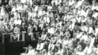 Tennis: Tom Okker vs. Marty Riessen (1968)