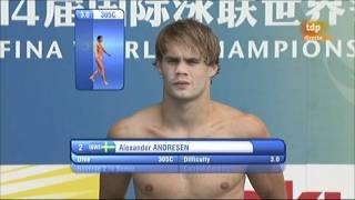 men s 1 metre springboard final diving shanghai world aquatics championships 2011 4 6