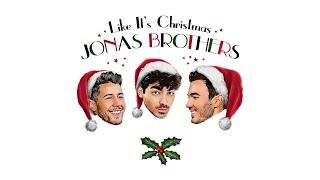 Jonas Brothers Like It 39 s Christmas Audio.mp3