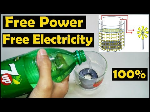Free Energy Generator Magnet Coil 100% Real New Technology and New Idea Our New Project__H95Tv