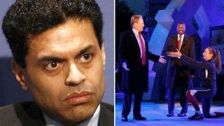 Fareed Zakaria raves about Trump-inspired 'Julius Caesar' thumbnail