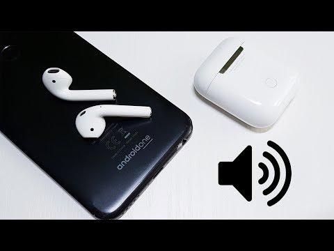 AirPods играют тихо с Андроидами - РЕШЕНИЕ! Как исправить уровень громкости AirPods на Android
