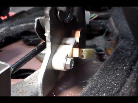 Dodge Caliber-Jeep Compass/Patriot Brake Warning Light Fix