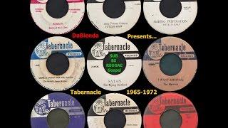 DaBlenda Presents SUB 85 REGGAE GOSPEL Tabernacle 45s
