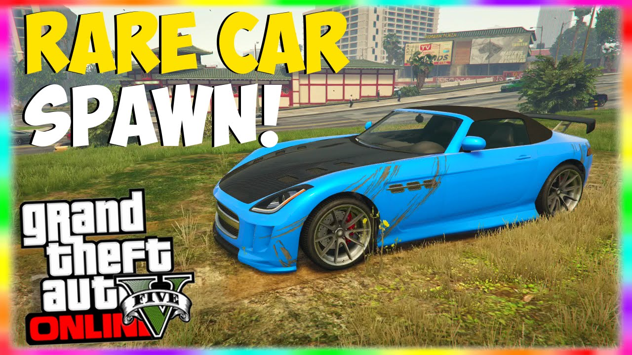 Gta 5 online rare upgraded 100 000 car location benefactor surano location gta 5 rare cars youtube