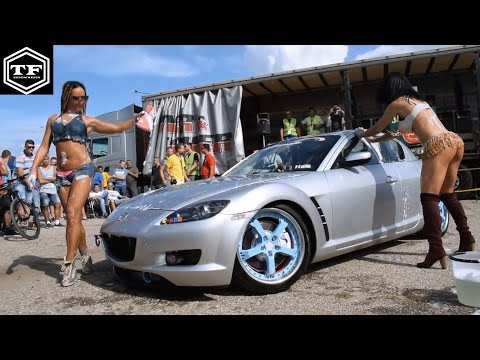 Auto Tuning skup Nis 2016 -vlog-