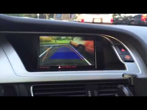 How to use your cars backup camera correctly