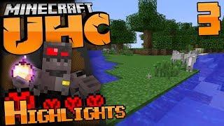 Minecraft UHC Highlights Episode 3: Wolf