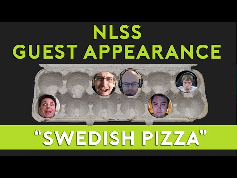 Dan Gheesling NLSS Guest Appearance | SWEDISH PIZZA | 4/13/1
