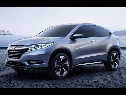 2016 Concept Car Honda HR V New Future YouTube