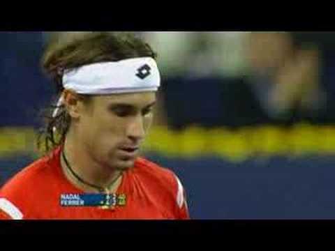Nadal vs Ferrer Hightlights