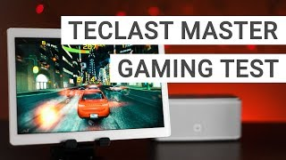 Teclast Master T10 Gaming & Performance Review