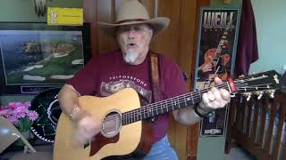 2398  - Way Down In The Hole  - Tom Waits cover -  Vocal  - Acoustic Guitar & chords