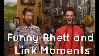 Rhett and link funny moments that make my day (GMM)