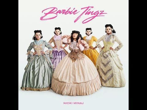 Barbie Tingz (Extended Intro) (Clean Radio Edit) (Audio) - Nicki Minaj