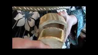 Nancy Today: Bandsaw Box 3 Trimming Asmr