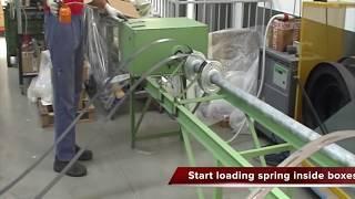 MASINARA Spring Charging Machine
