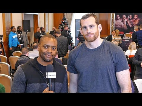 David Price REALITY CHECK! I'm NOT Gonna Fight at WORLD LEVEL