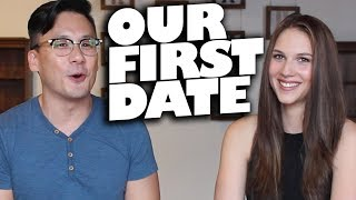VLOG | Our First Date