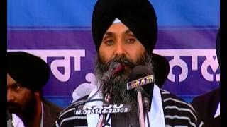 Bhai Joginder Singh Riar - Kinhi Banjea Kansi Tamba - Aisa Keertan Kar Man Mere