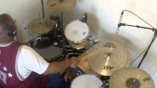 The Walls Group - Mighty You Are (Drum Cover)
