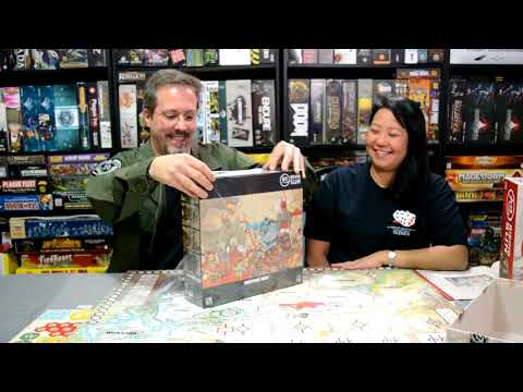 Unboxing of Rising Sun by Cool Mini or Not