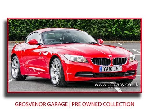 bmw z4 2 5 23i sdrive 2dr full video youtube. Black Bedroom Furniture Sets. Home Design Ideas