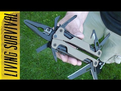 Leatherman OHT Multi-Tool Review
