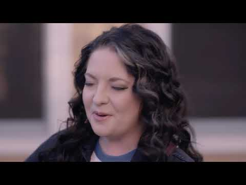 """Ashley McBryde - """"Tired Of Being Happy"""" (Story Behind The Song + Acoustic Performance)"""