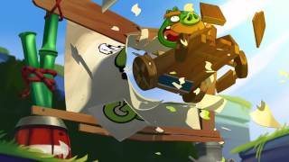 Angry Birds Go! Launch Trailer