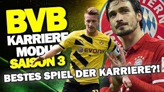 SPANNENDSTES SPIEL DER KARRIERE?! - Topspiel Vs FC Bayern München ♕ FIFA 17 Karrieremodus BVB S3 #43