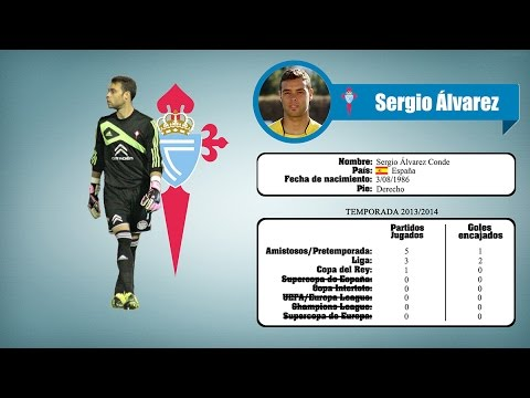 SERGIO ÁLVAREZ | Best Saves | Celta | 2013/2014