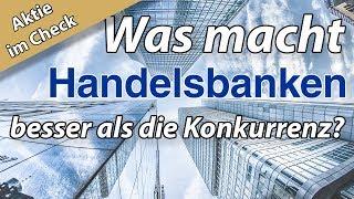"""""""Für eine Krise gut gerüstet!"""" Warum Svenska Handelsbanken besser aufgestellt ist als Deutsche Bank"""