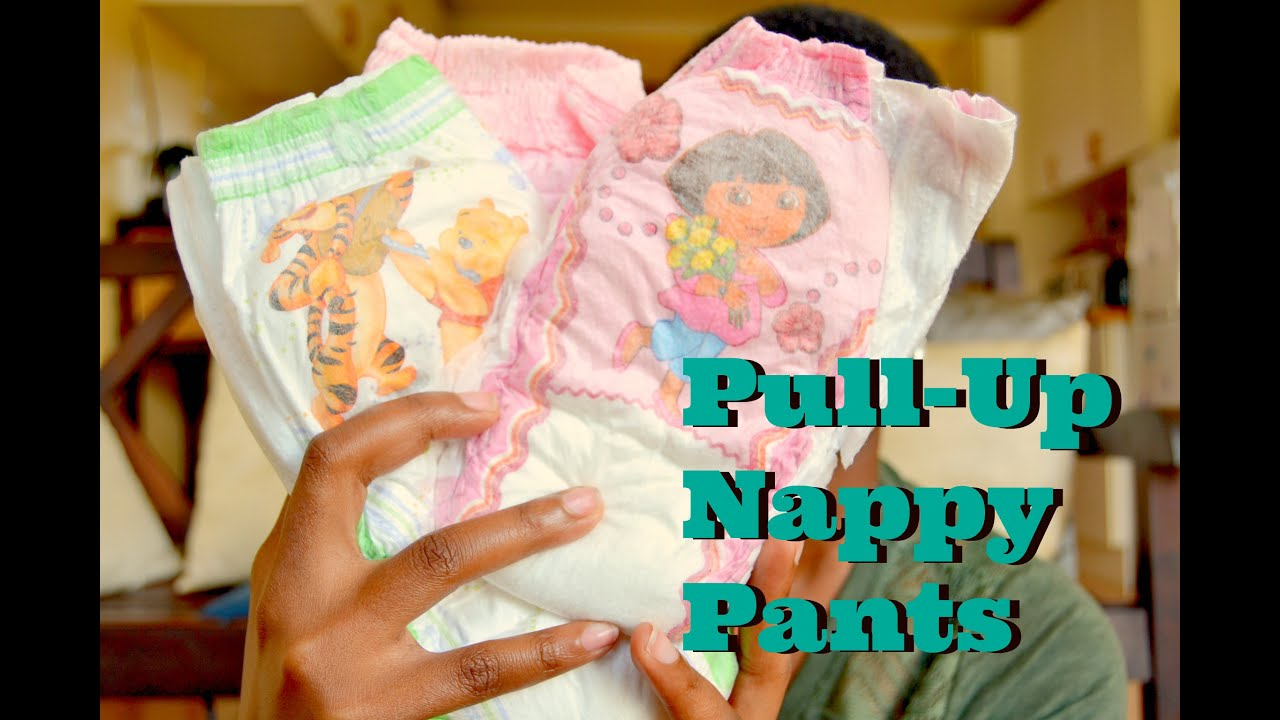Huggies Nappy Pants And Pampers Pants Potty Training