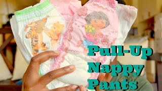 Huggies Nappy Pants and Pampers Pants - Potty Training   05 Nov 2015   Mommy And Baby Approved
