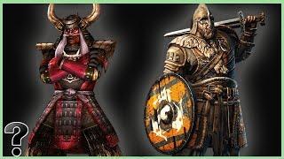 What If A Samurai Fought A Viking?