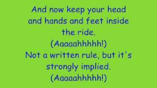 Phineas And Ferb - Rollercoaster Lyrics (HQ)