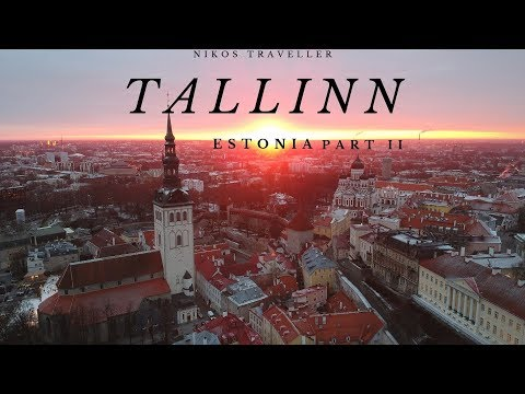 Tallinn Estonia Part II