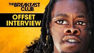 Offset Forgets Who He Is on The Breakfast Club (MuchDank Fan Edit)
