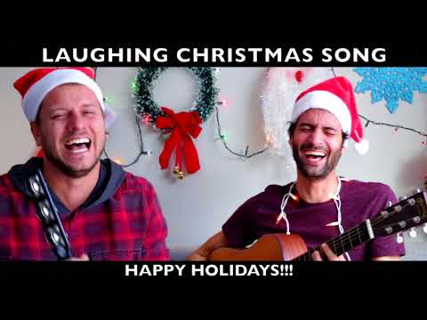 Laughing Christmas song