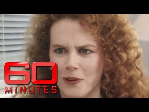 21-year-old Nicole Kidman in her first ever 60 Minutes interview (1989) | 60 Minutes Australia