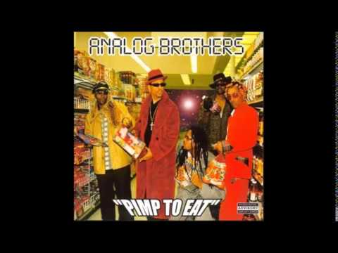 Analog Brothers ( Kool Keith & Ice T) - Pimp To Eat (2000) [full album]