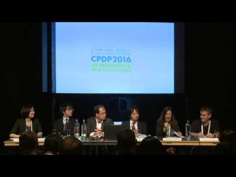 CPDP 2016: Data transfers between the EU and ASIA
