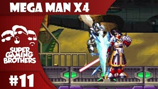 SGB Play: Mega Man X4 - Part 11 | What Bird Is This?