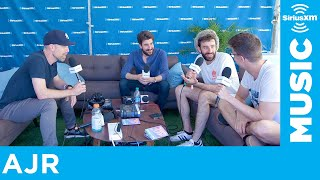 AJR on Starting Out Playing Empty Venues to Festival Stages at BottleRock 2019
