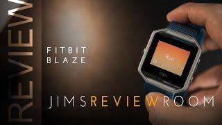 Fitbit Blaze Activity Watch - REVIEW