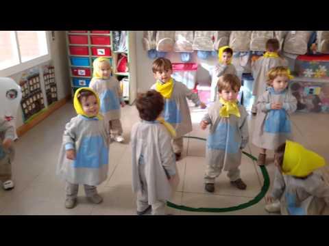 La Aurora Escuelas infantiles - Pañuelos amarillos