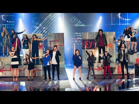 The Voice Kids sing On Top Of The World | The Voice Australia 2014