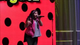 "D23 Expo - Raini Rodriguez Performs Spanish Version of ""Living Your Dreams"" Mp3"